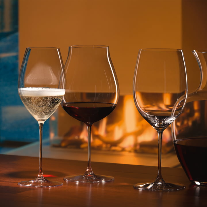 Veritas Glass Series by Riedel