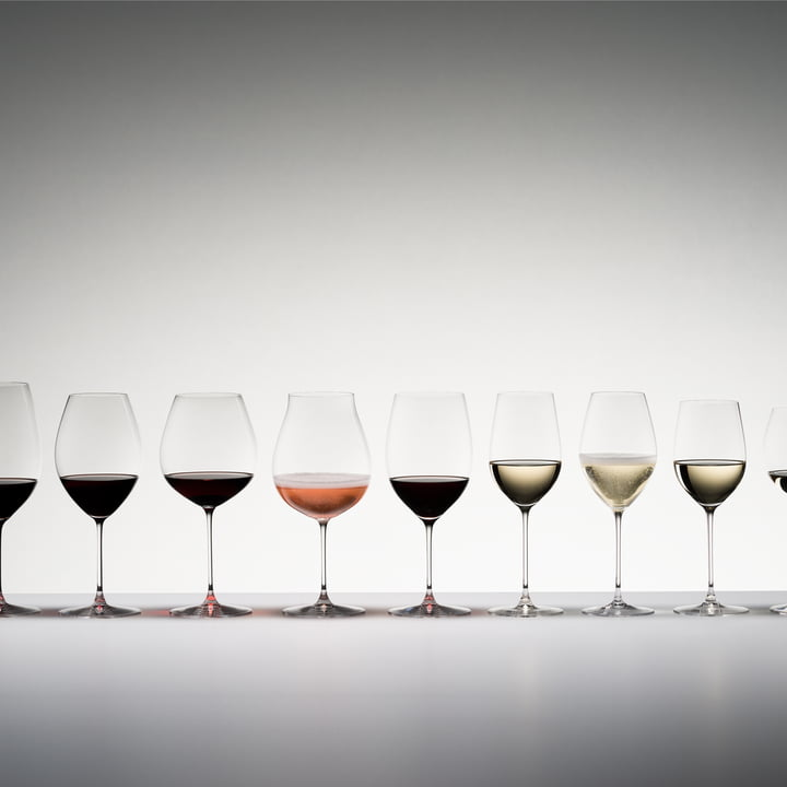 Veritas Glass Series by Riedel
