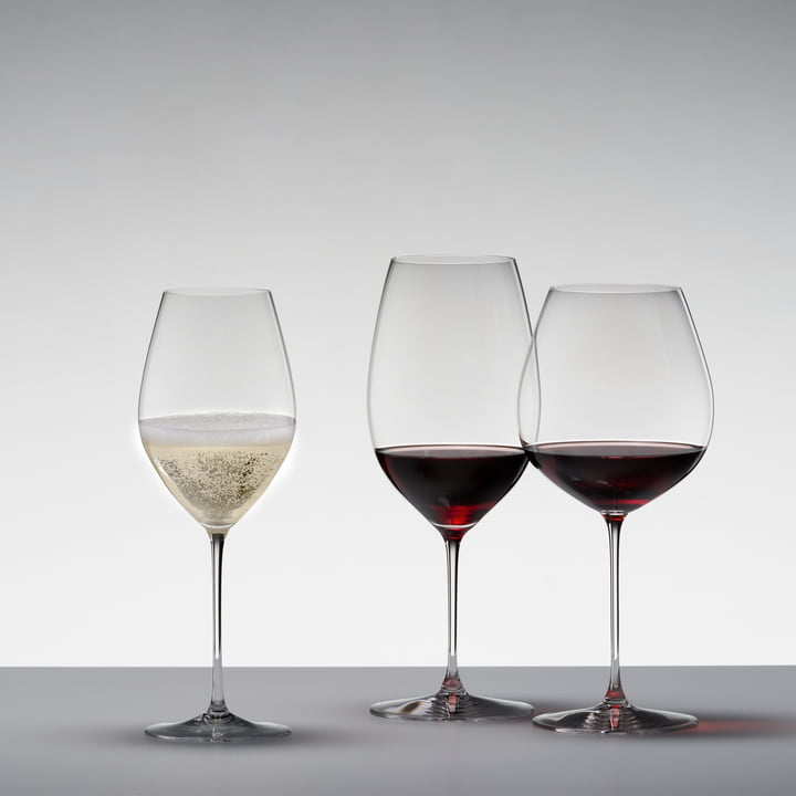 Thin and Light Crystal Glass by Riedel
