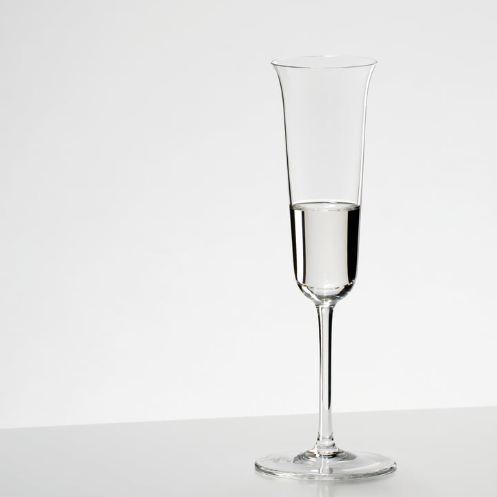 Mouth-Blown Glass for Clear Spirits