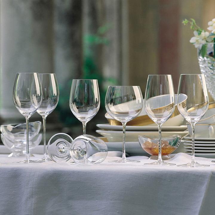 Standard for Wine Glasses around the World