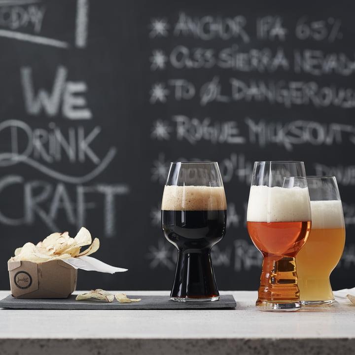 Craft Beer Glass Series by Spiegelau