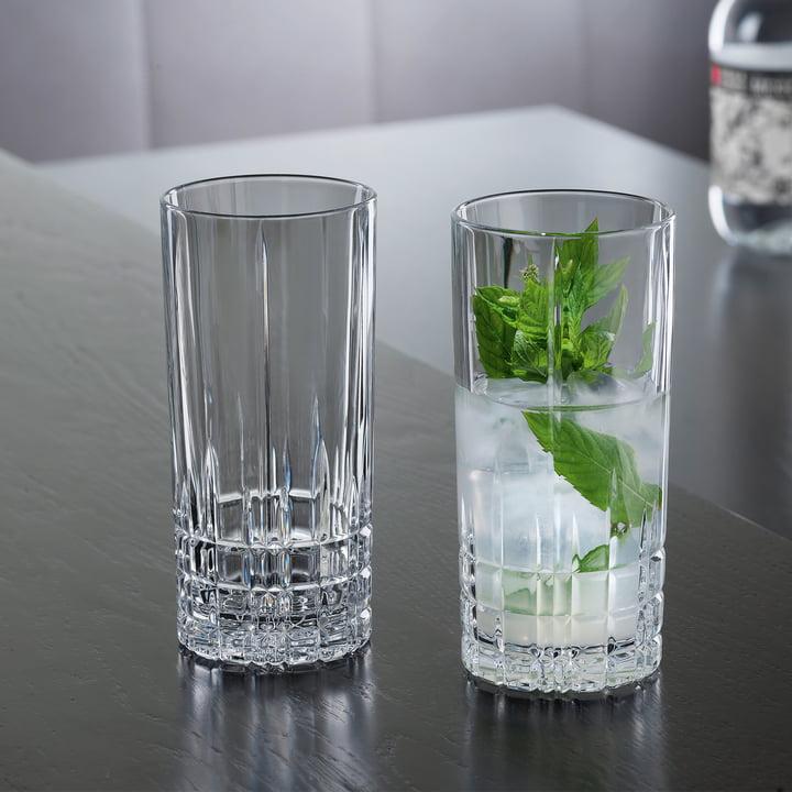 Glass for Longdrinks and Hiballs