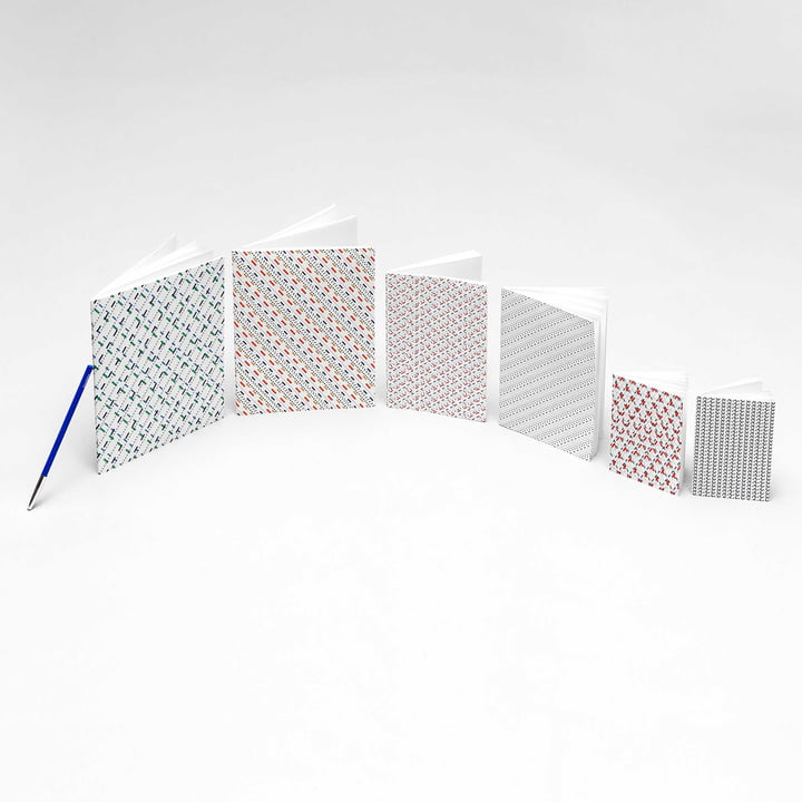The Line Dot notebooks by Hay