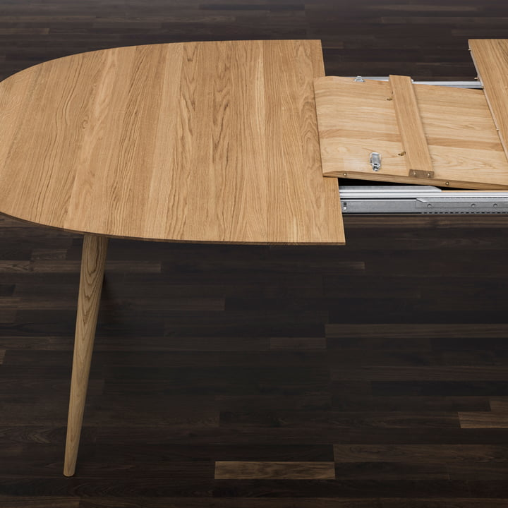 Play Dinner Lamé Dining Table with Extensions