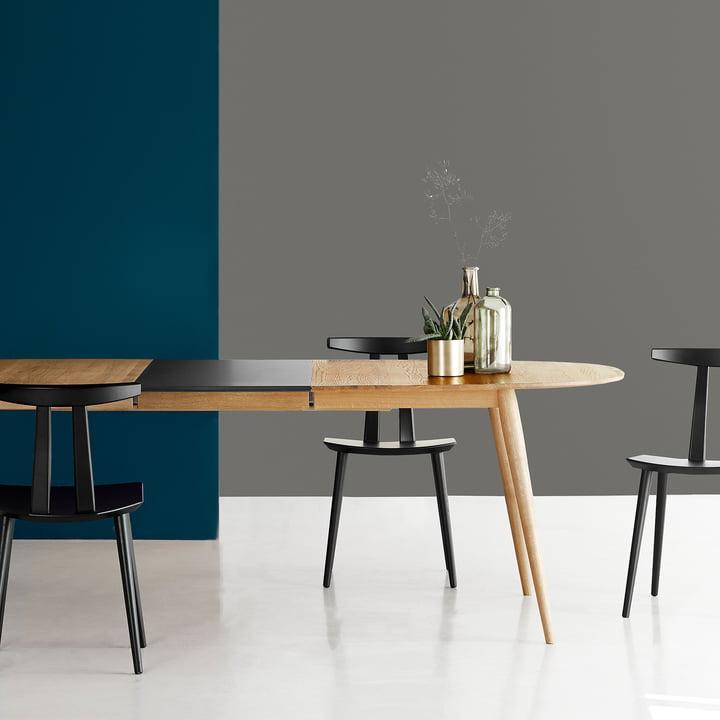 Play Dinner Lamé Dining Table and J111 Chair