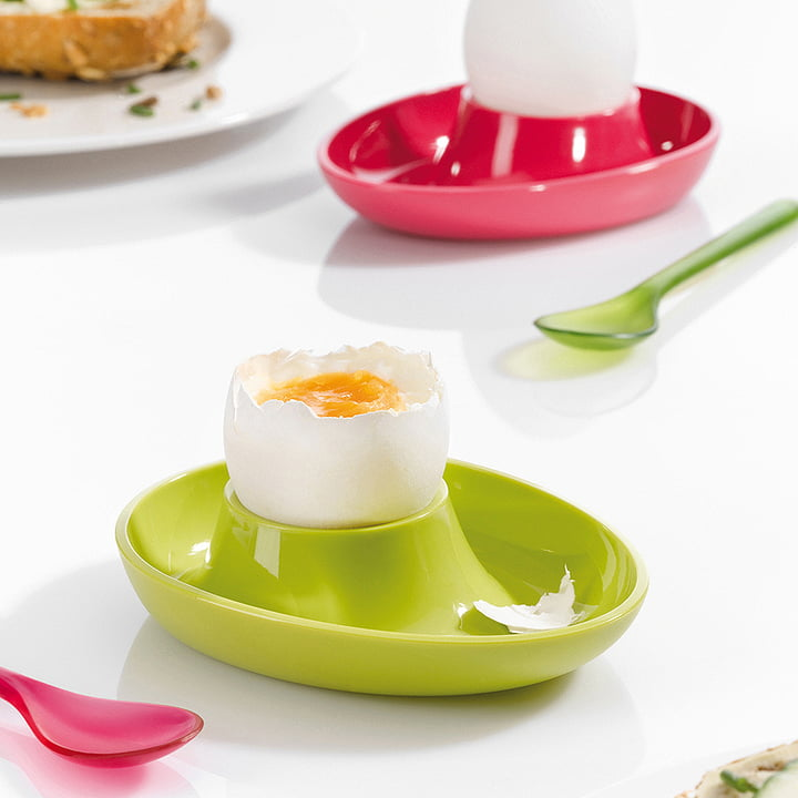 Columbus egg cup with extra room