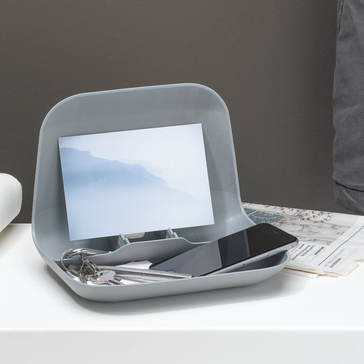 Private Tablet Holder for Keys and Co.
