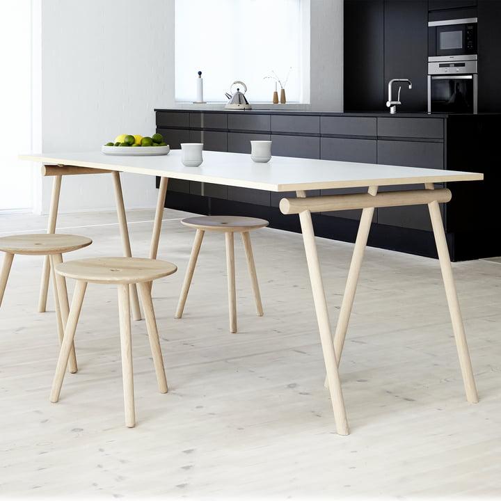 The applicata - Stick top table