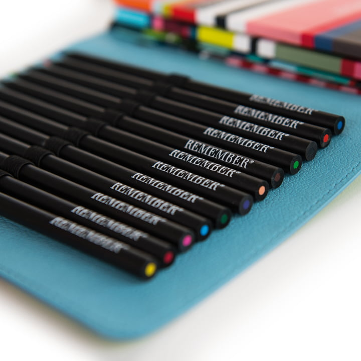 DailyBook with pens by Remember
