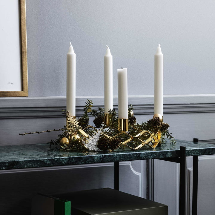 Advent Candelabra by Rosendahl