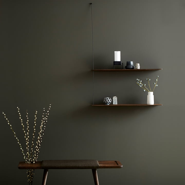 Stedge Shelf by Woud