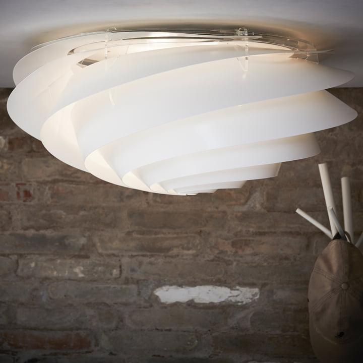 Swirl Ceiling Wall Lamp By Le Klint