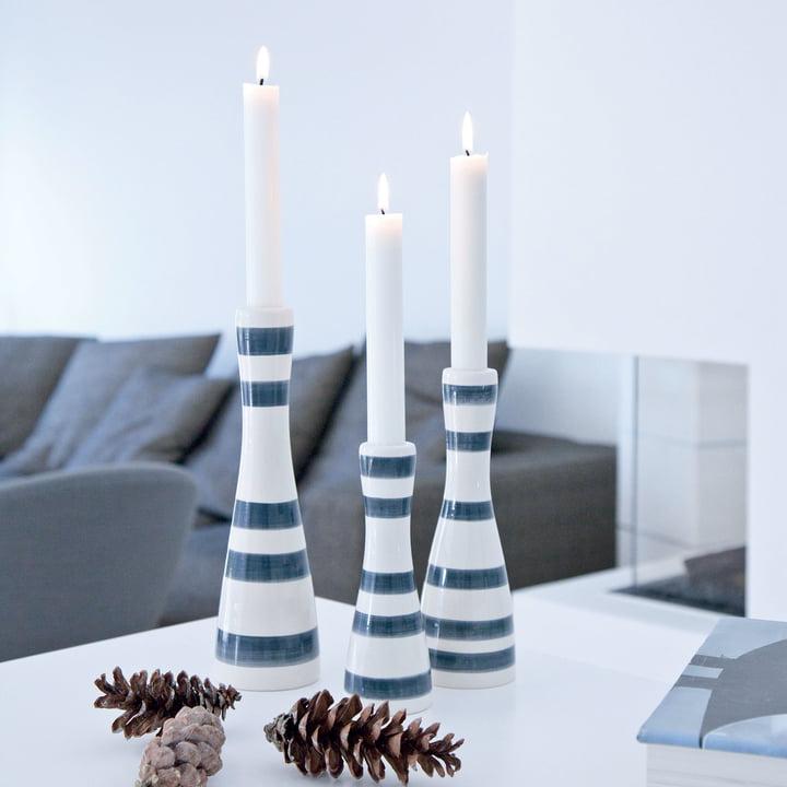 Omaggio Candleholder by Kähler Design