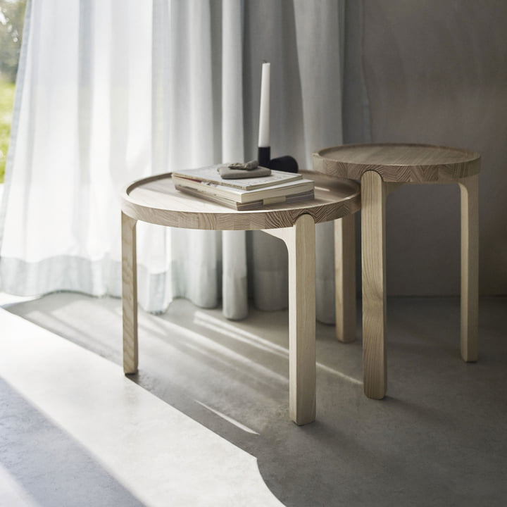 Indskud Tray Table by Skagerak
