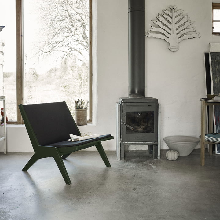 Foldable Miskito Lounge Chair