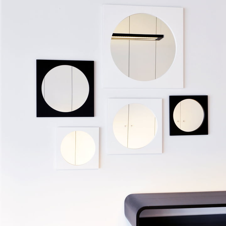 Loop Mirror by XLBoom in different Sizes and Colours