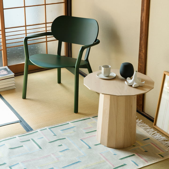 Karimoku New Standard Seating Corner