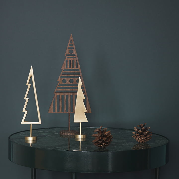 Winterland Tree by ferm Living