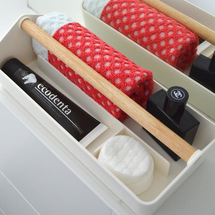 Cargo Box Multifunktionsbehälter von Alessi