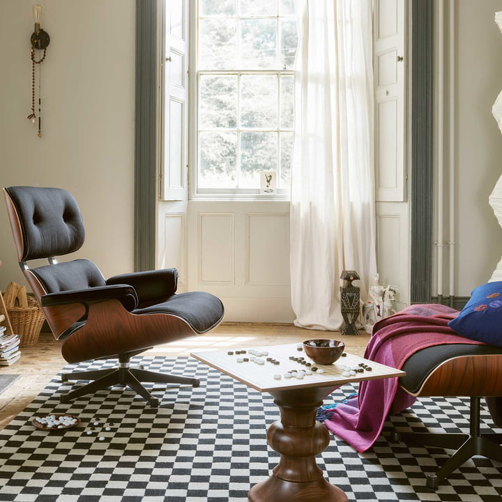 Colour Block Blanket by Vitra