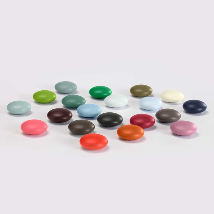 Magnet Dots by Hella Jongerius for Vitra