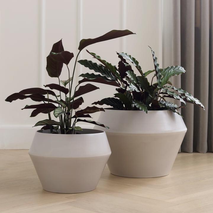 Rimm Flower Pot from by Lassen