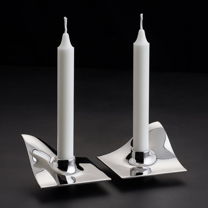 The Quartet Two Candleholder by ArchitectMade