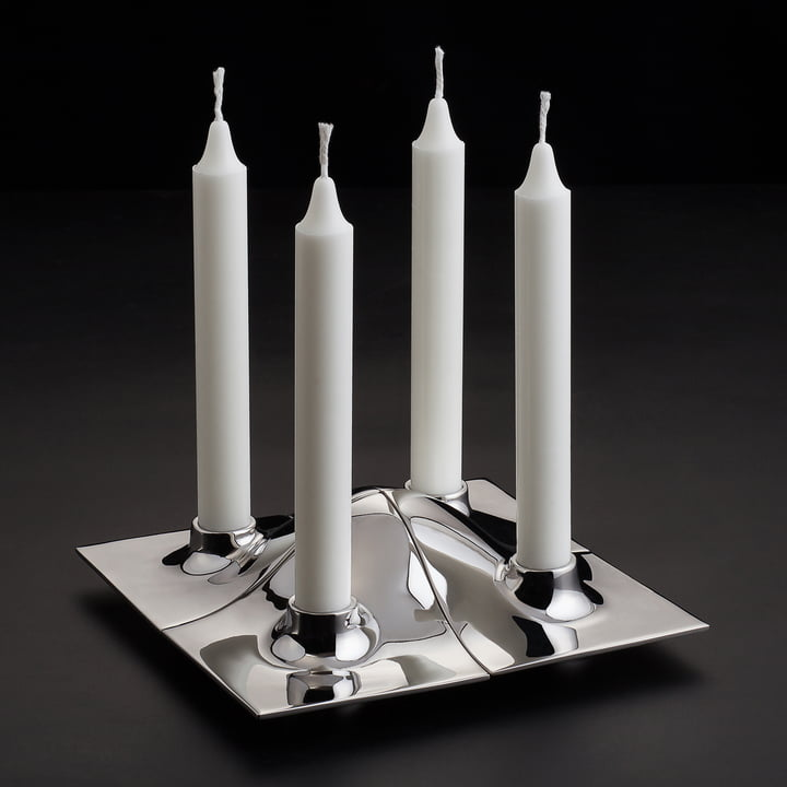 The ArchitectMade - Quartet Candleholder, 4 pieces