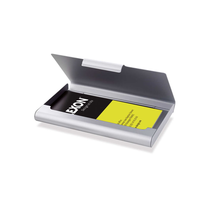 Card box by Lexon for Business Cards