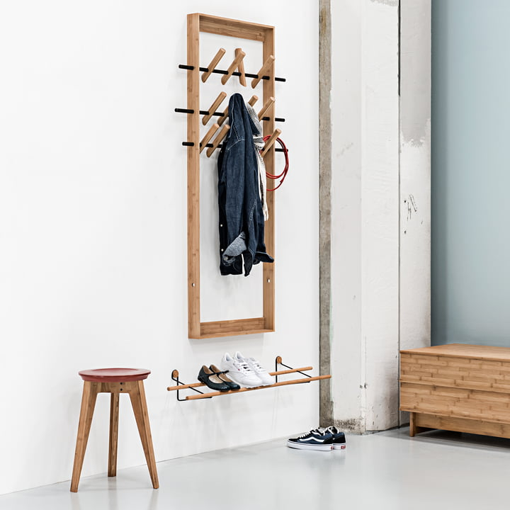 Coat Frame By We Do Wood In The Home Design Shop