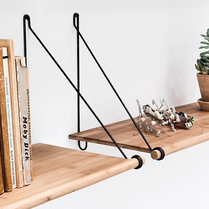 Loop Shelf from We Do Wood