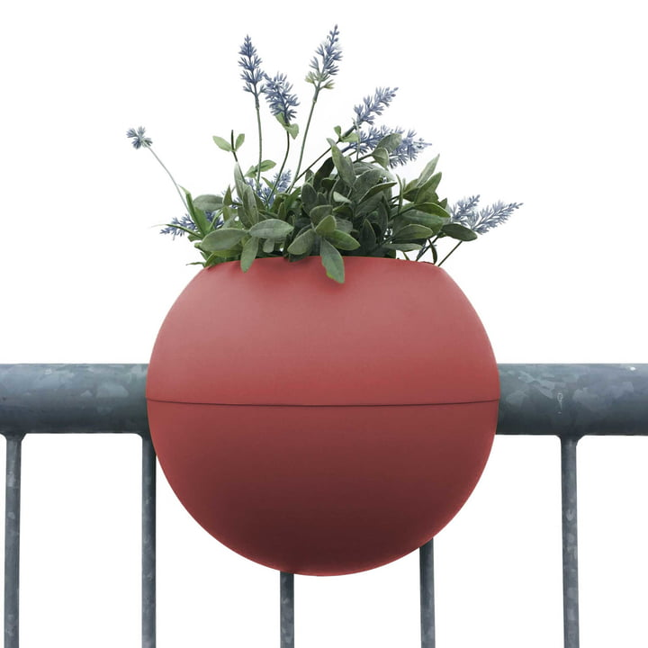 The rephorm - ballcony bloomball Flower Pot