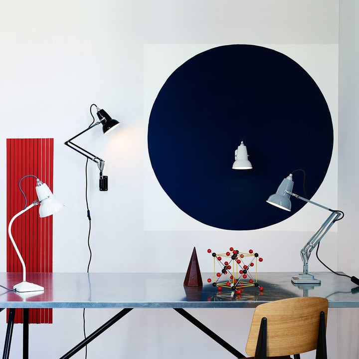 Iconic Lights by Anglepoise