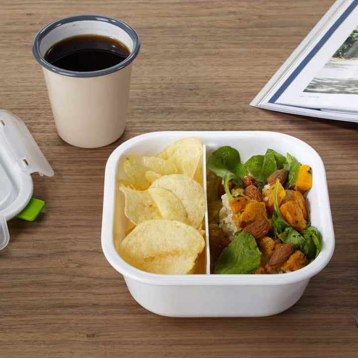 Lunch Box Square by Black + Blum