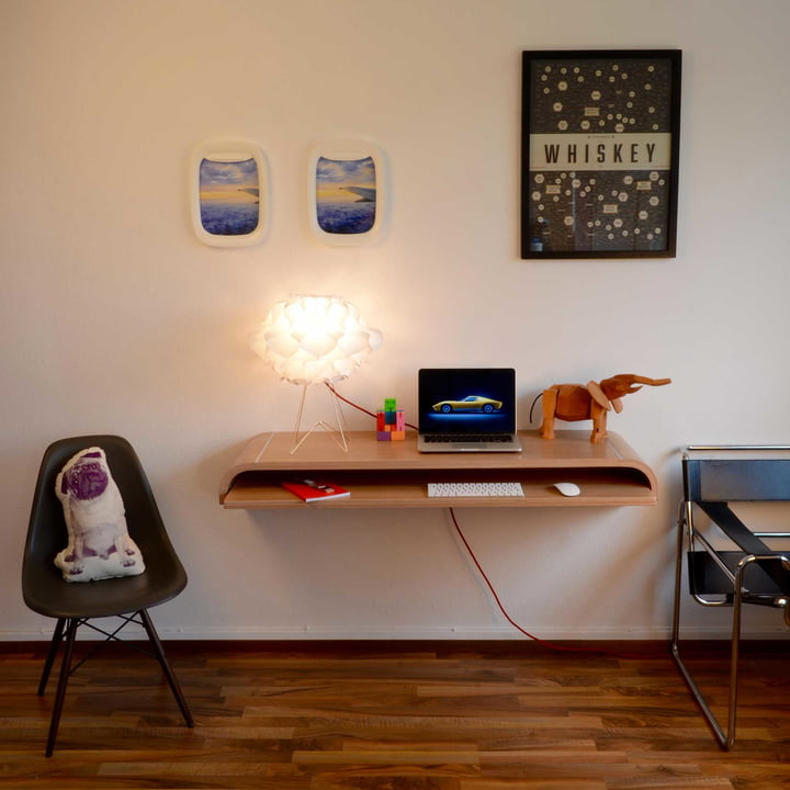 Charles & Marie - Wall desk