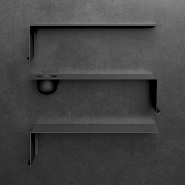 Wall shelf by Nichba Design