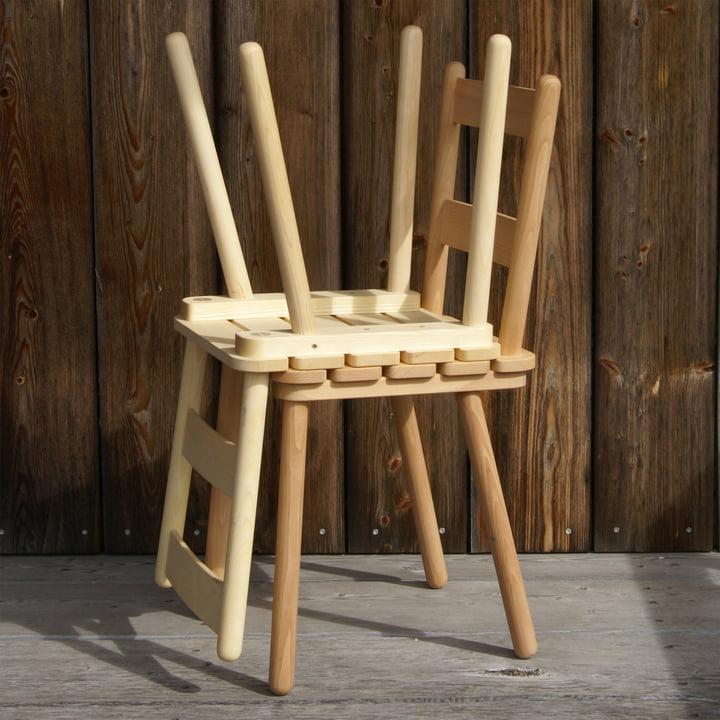 The Auerberg - Wirtshaus Chair, ash & oak