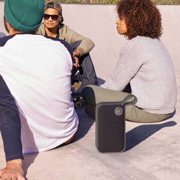 The Libratone - One Style Bluetooth Speaker in Graphite Grey
