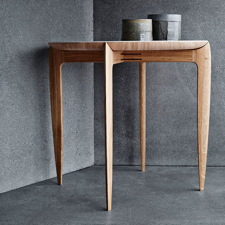 Side Table by Fritz Hansen