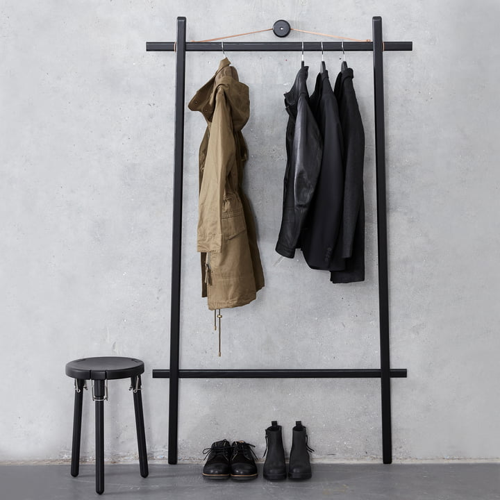 Clothes Rack by Andersen Furniture
