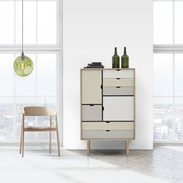 S5 Tallboy by Andersen Furniture