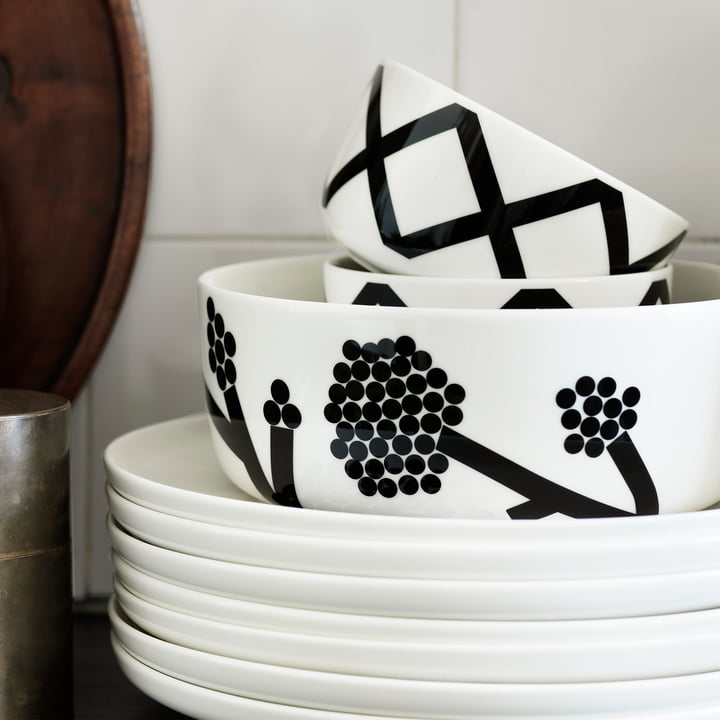 Spaljé Tableware Collection by Marimekko