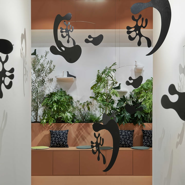 Eames Plywood Mobiles by Vitra