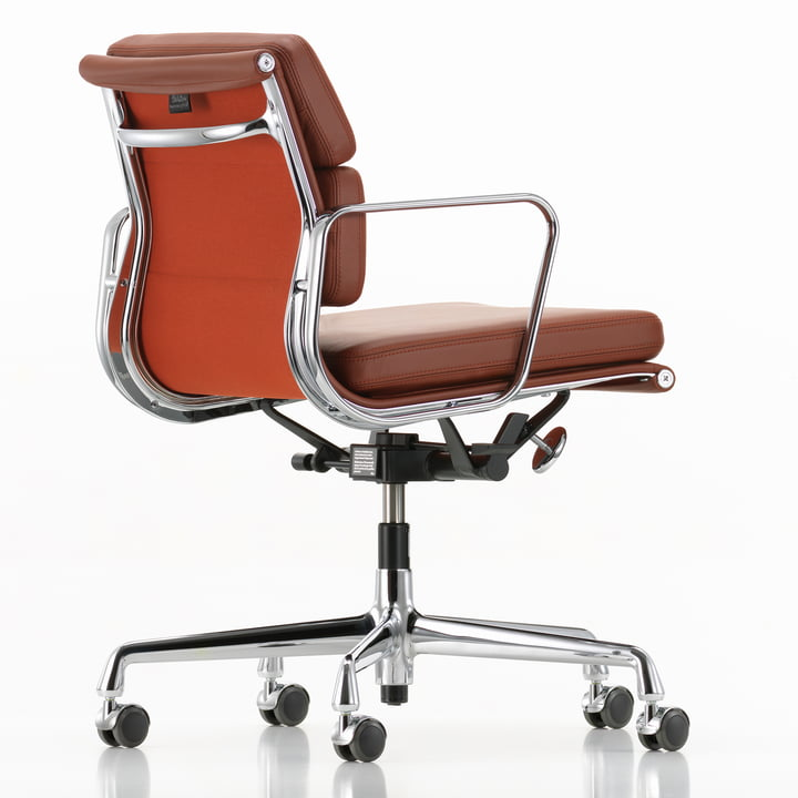 Soft Pad Chair EA 217 by Vitra