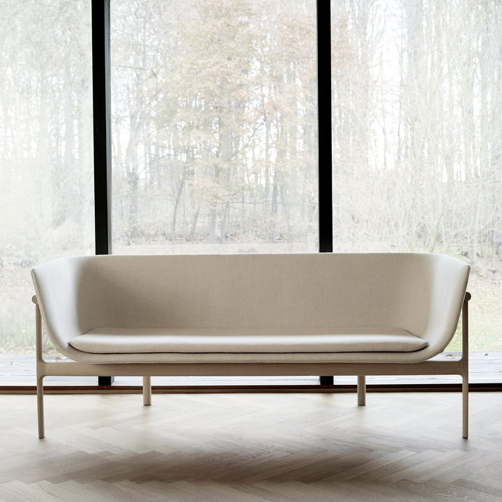 The Tailor Lounge Sofa in the daylight