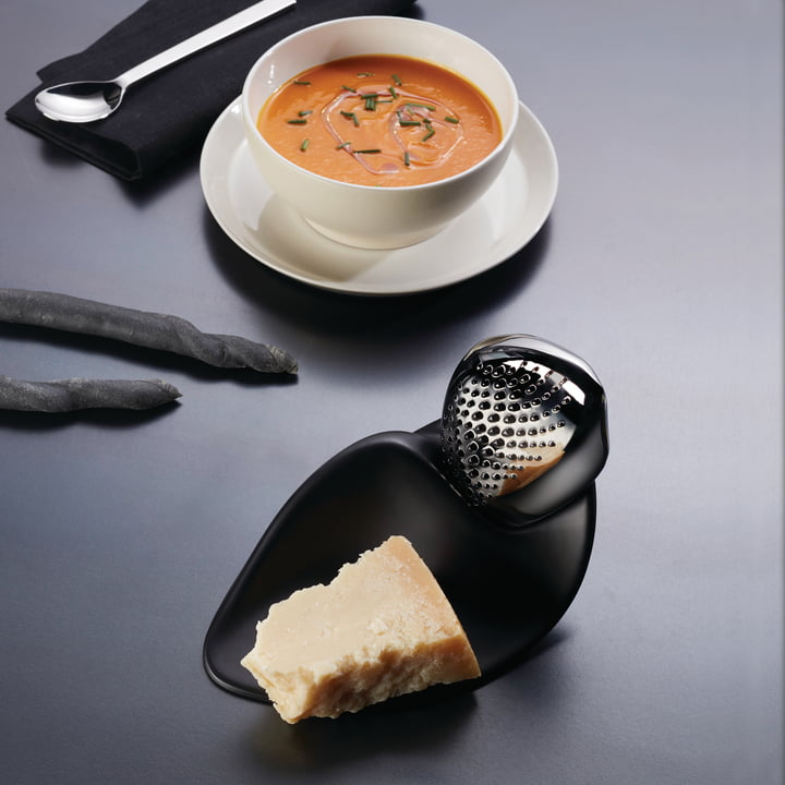 Forma Parmesan Grater by Alessi