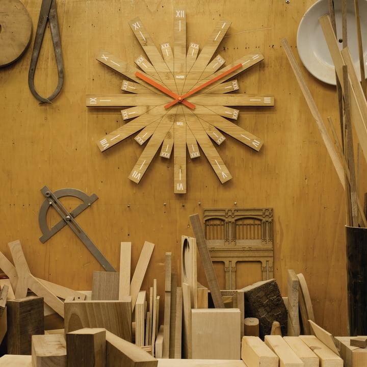 Raggiante Wall Clock by Alessi