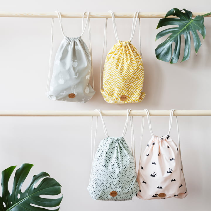 ferm Living - gym bags