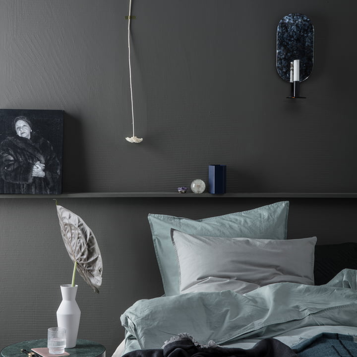 Coupled wall candleholder by ferm Living